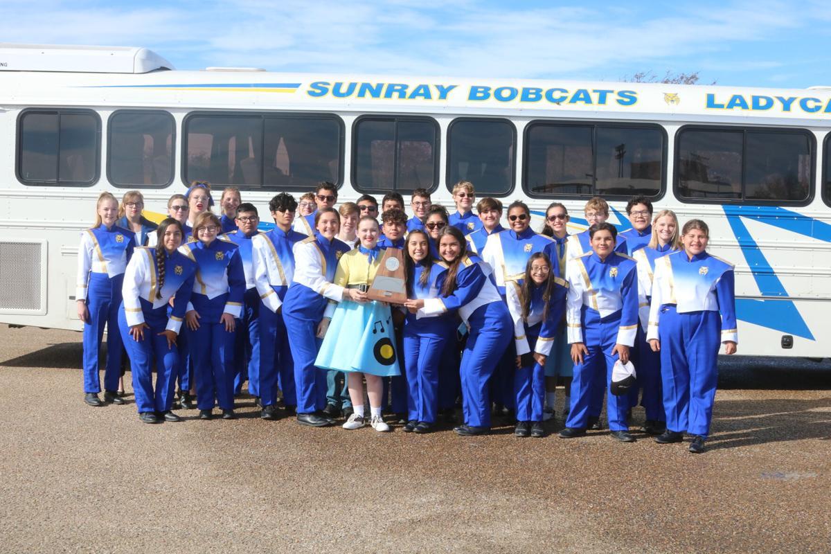 Sunray Bobcat Band #1.JPG