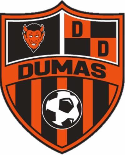 Dumas Soccer Logo.jpg