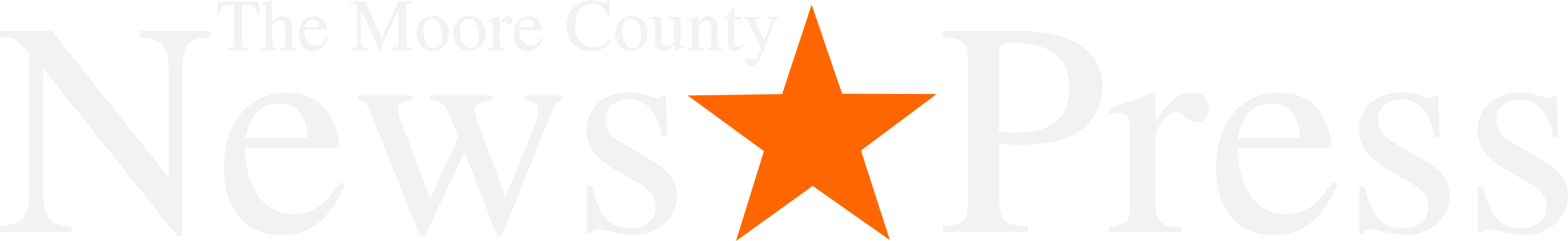 The Moore County News Press
