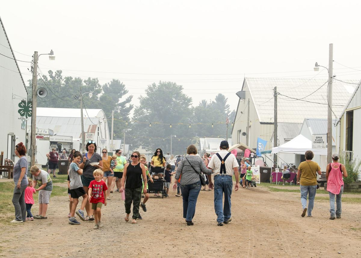 Kanabec County Fair 2021; July 28-Aug. 1