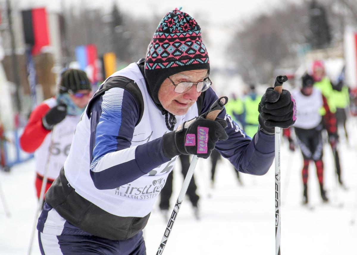 Vasaloppet USA Race Day, Saturday, Feb. 9, 2019