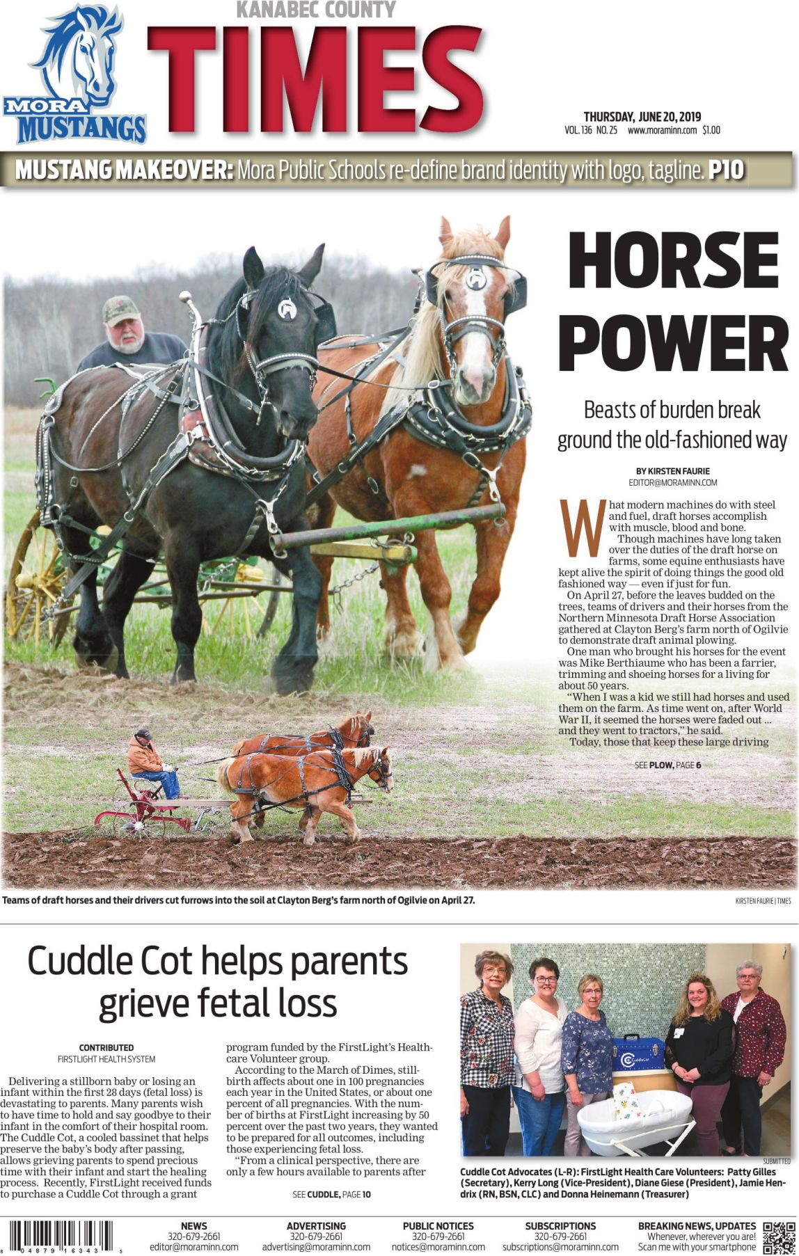 Kanabec County Times E-edition, June 20, 2019