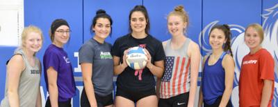 Mora volleyball