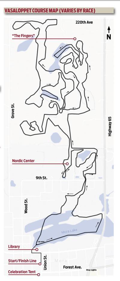 Vasa Map