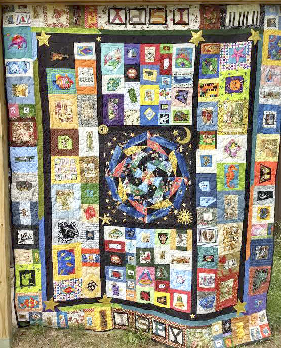 Small Quilt Show calls for entries