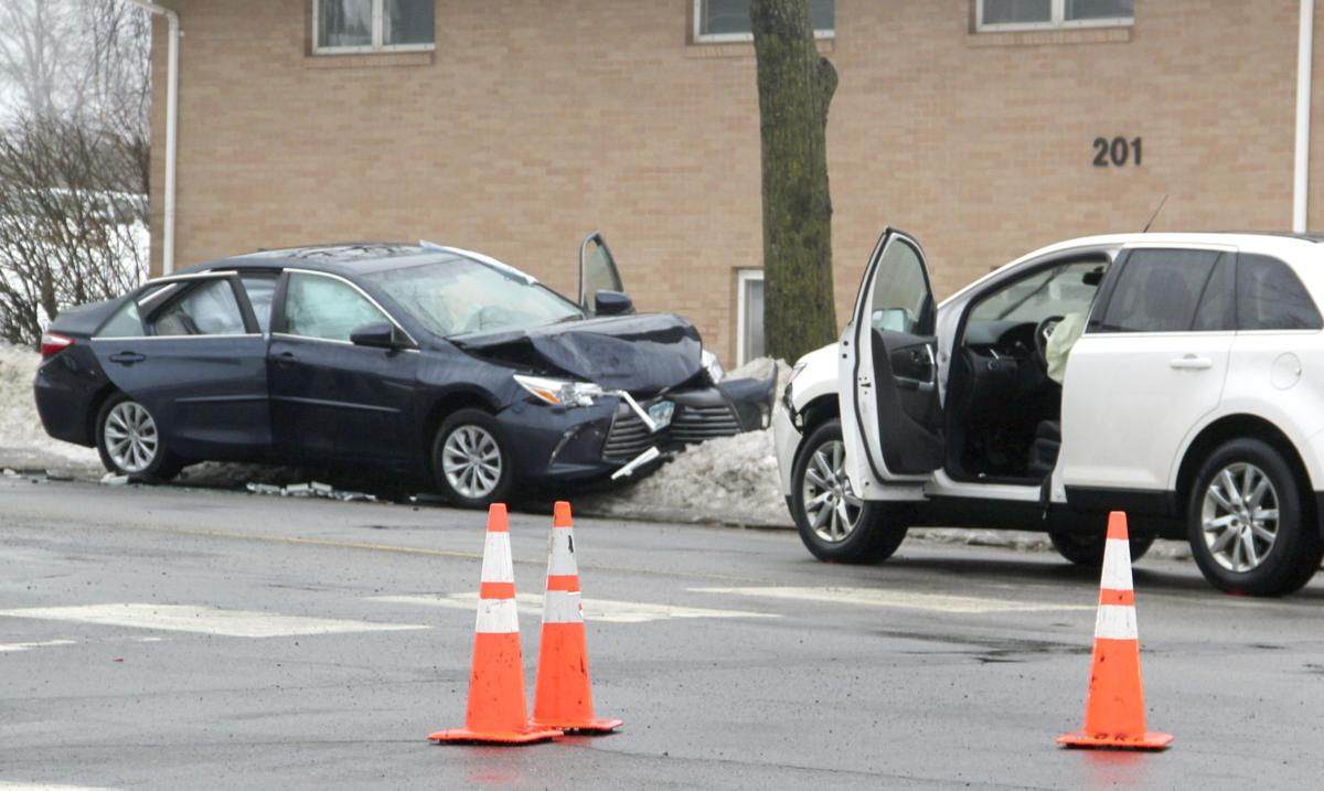 Driver death causes Forest Ave crash: Updated March 21