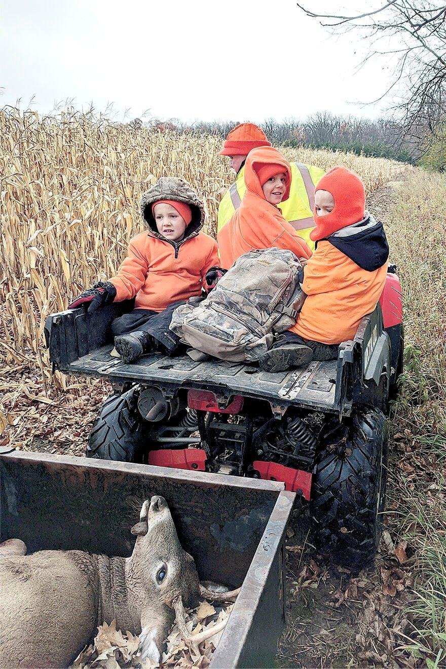 Deer hunt 1