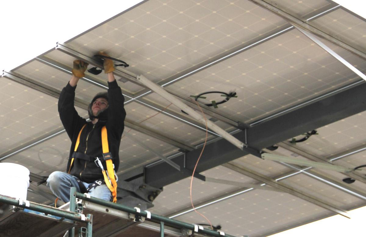 Business takes next step in commitment to clean energy