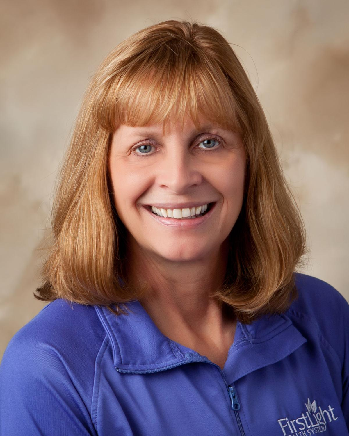 Flhs nurse recognized as certified oncology nurse news tammy smith xflitez Images