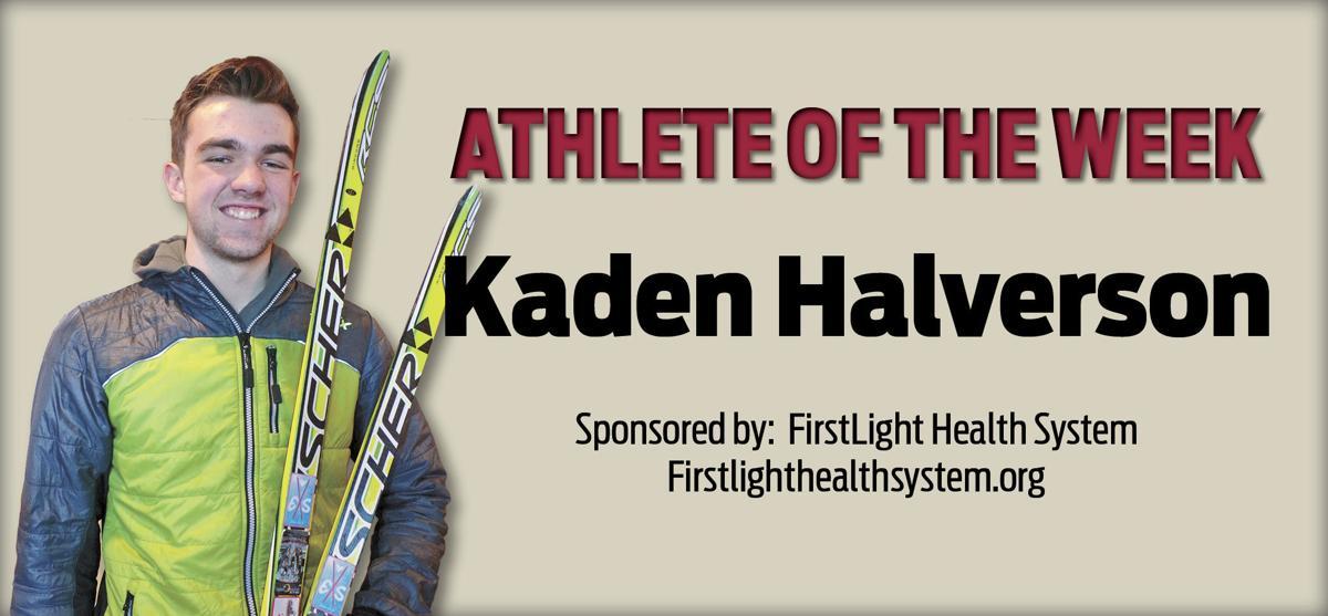 ATHLETE OF THE WEEK: Kaden Halverson