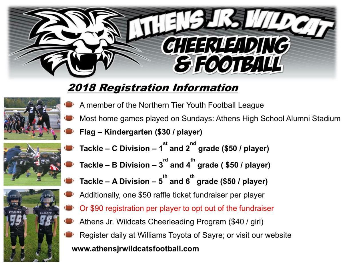 6.1 Athens Jr. Wildcats