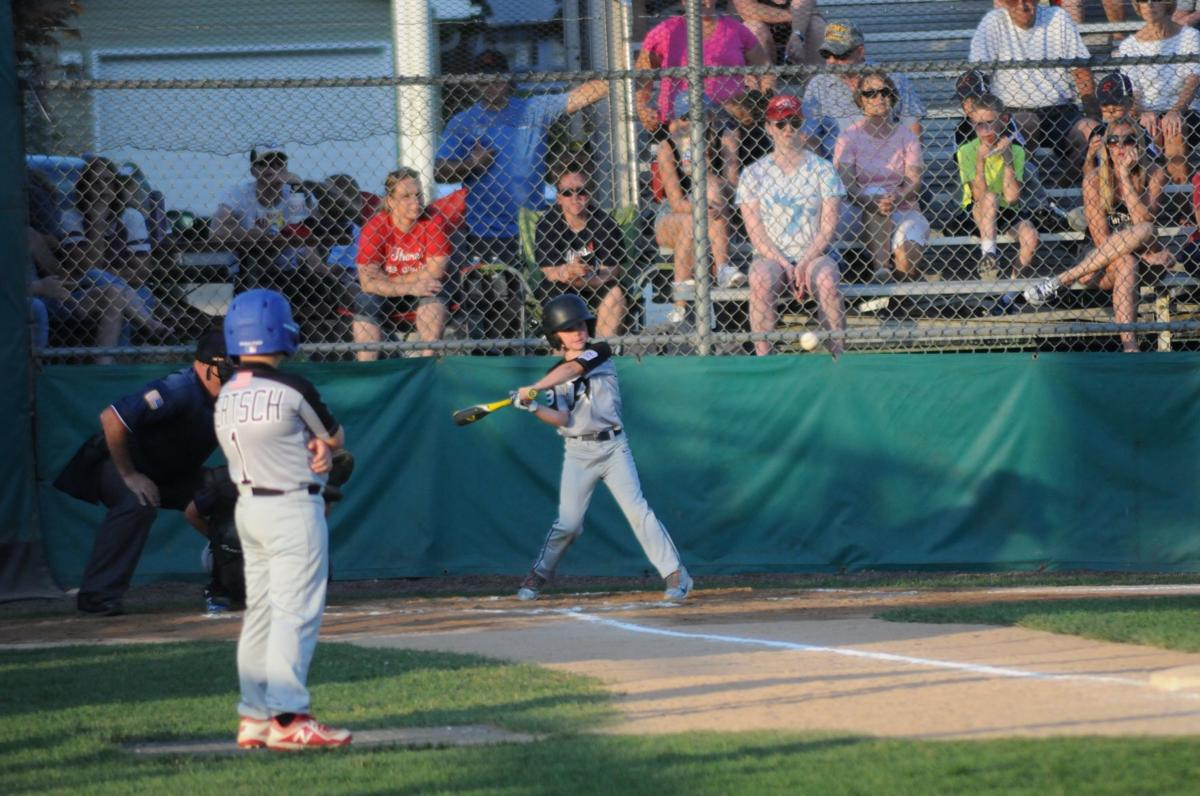 Athens Minors outlast Sayre in thriller