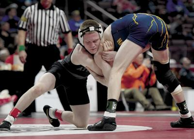 Bradley picks up second state medal with seventh-place finish