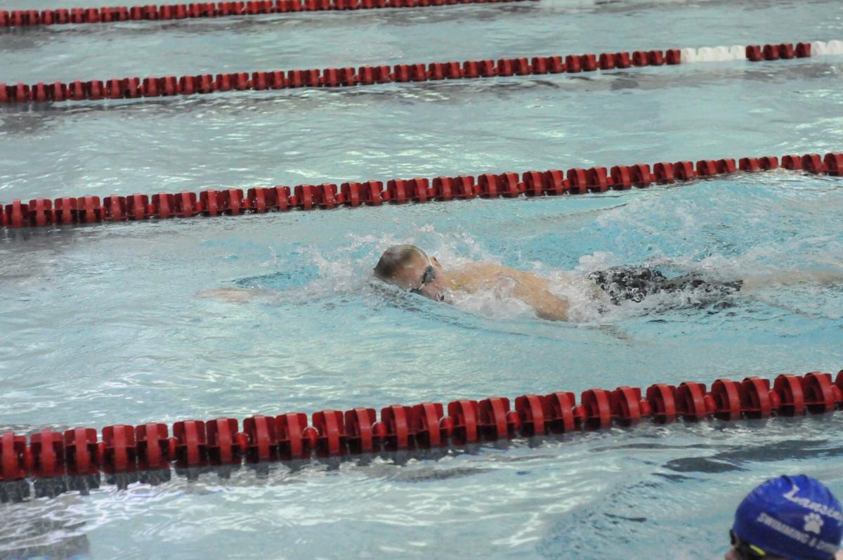 Waverly swimmers keep perfect record
