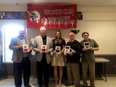 Sayre Redskin Hall of Fame welcomes four new members