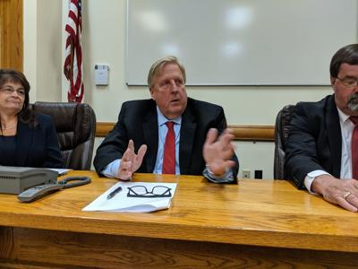 County commissioners trade words on homelessness problem