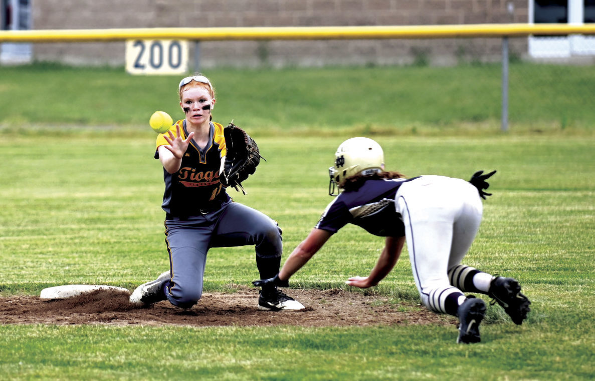 Notre Dame overpowers Tioga softball