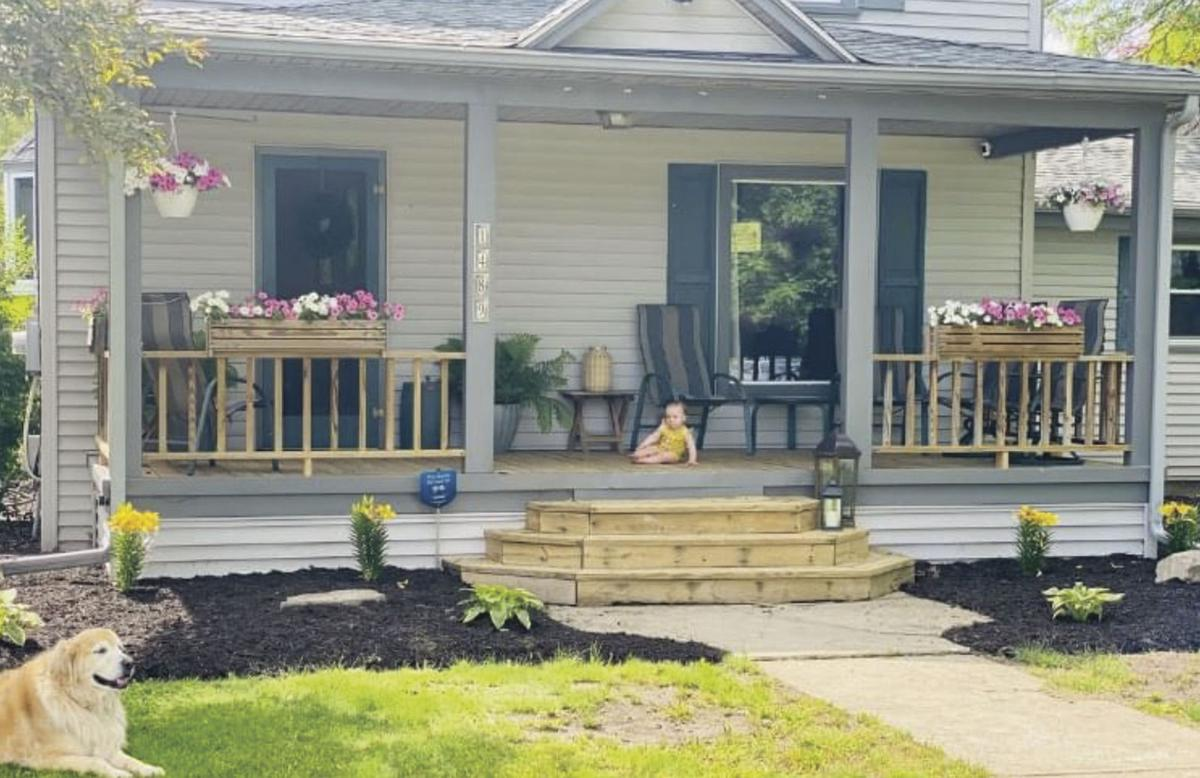 Sayre Front Porch Project awards winners