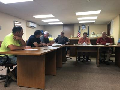 Barton town board discuss county shared service project