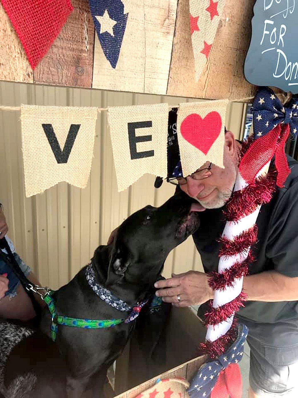 Sam's holds fundraiser for Animal Care Sanctuary