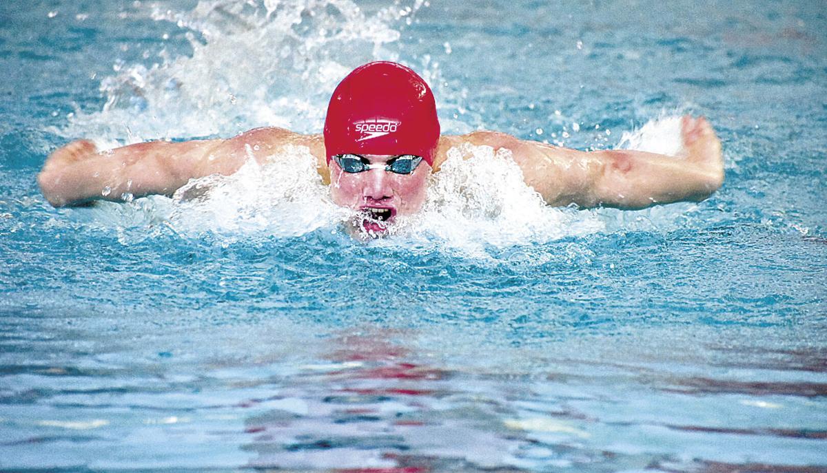 Waverly dominates IAC swimming Championships