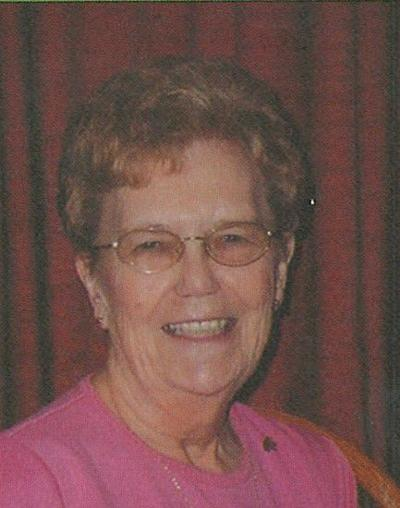 Betty Jane Evans