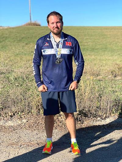 Oorah! Ulster man completes Marine Corps Marathon