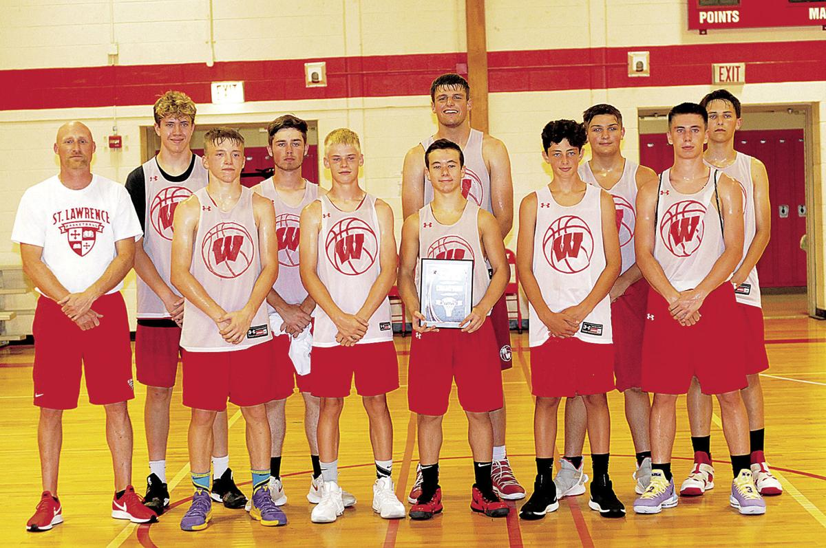 Host Waverly wins summer league title