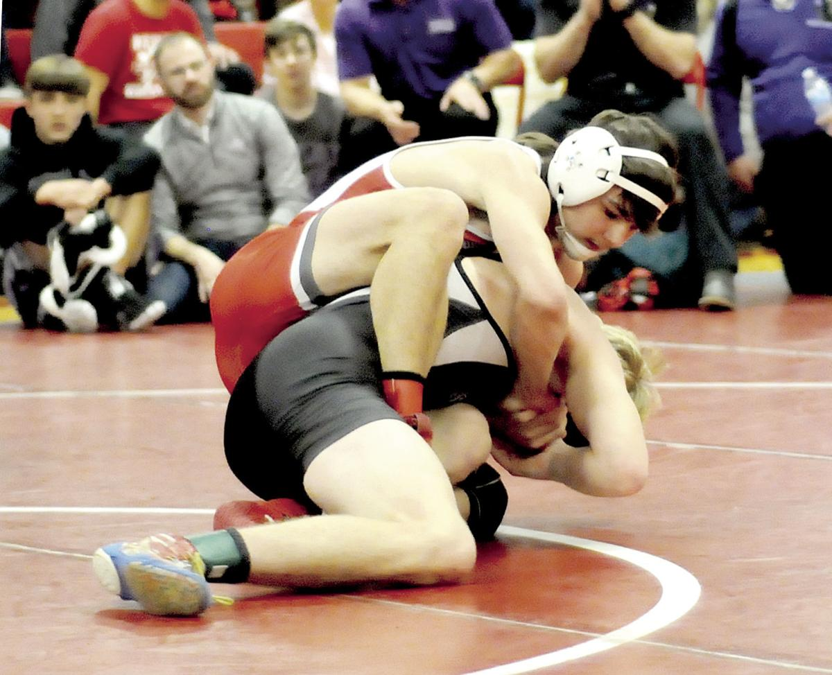 Waverly crowns two, SVEC one at Class sectional