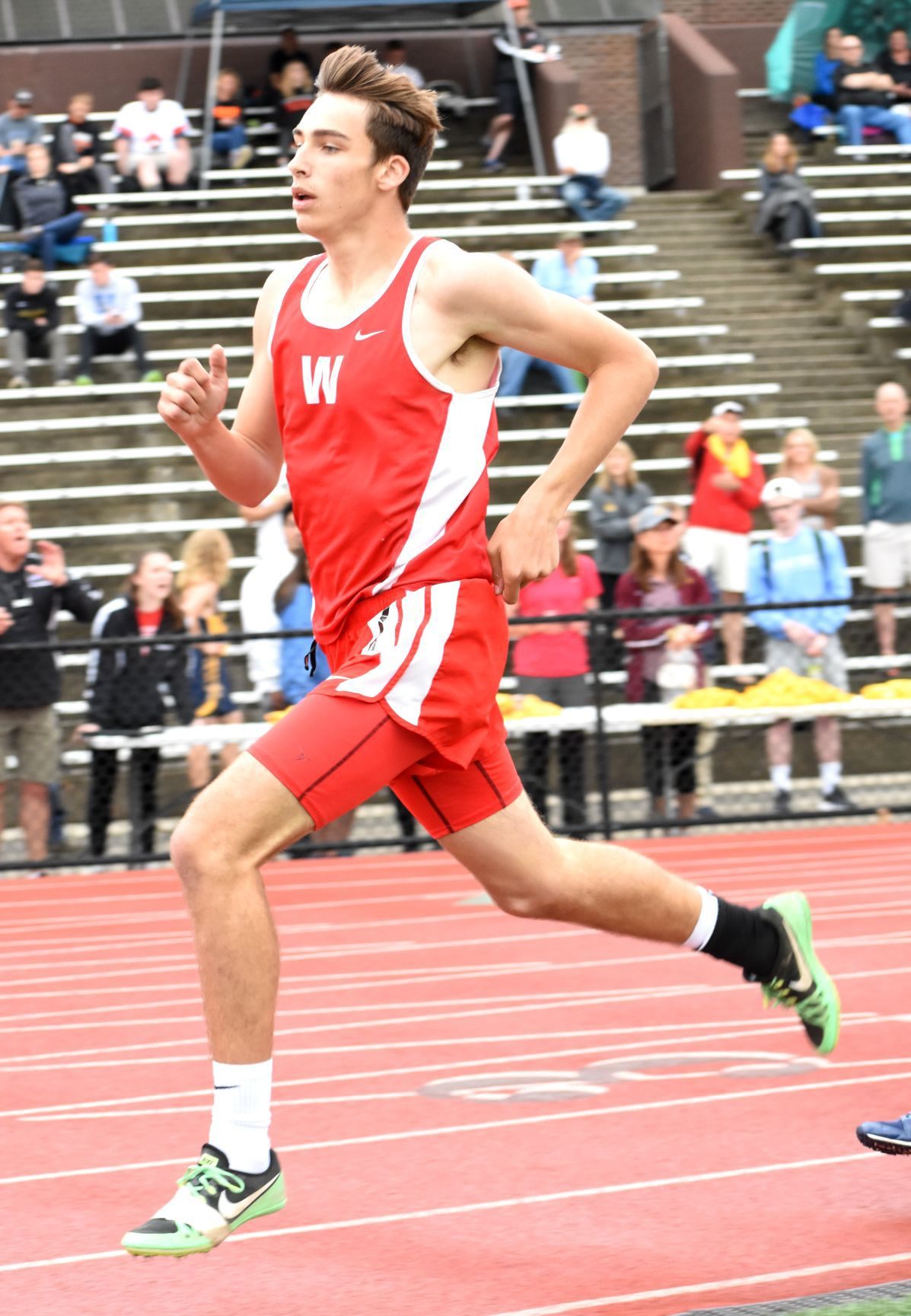 Waverly boys make waves at state qualifier