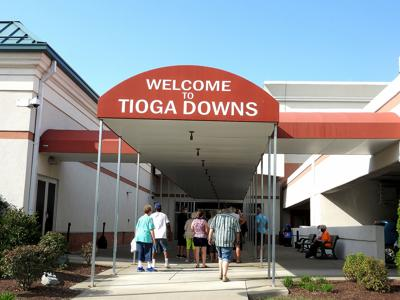 Tioga Downs reopens