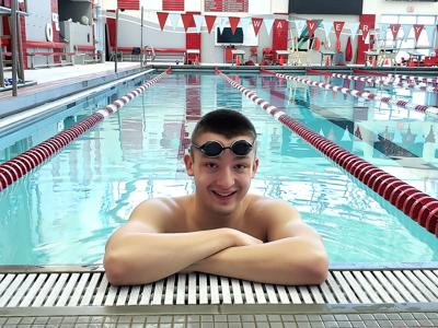 Athlete of the Month: Mike Atanasoff (Waverly swimming)