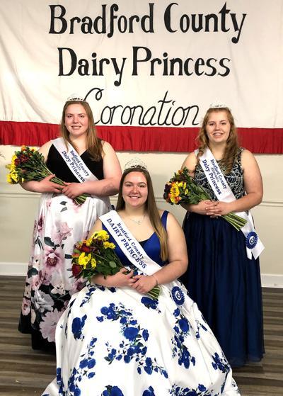 Bradford County Dairy Princess crowned