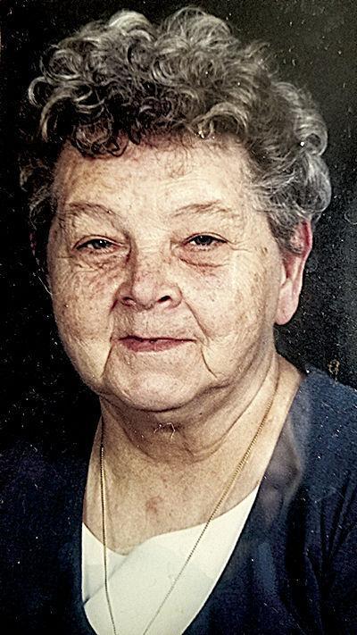 Althea M. Sinsabaugh, 92