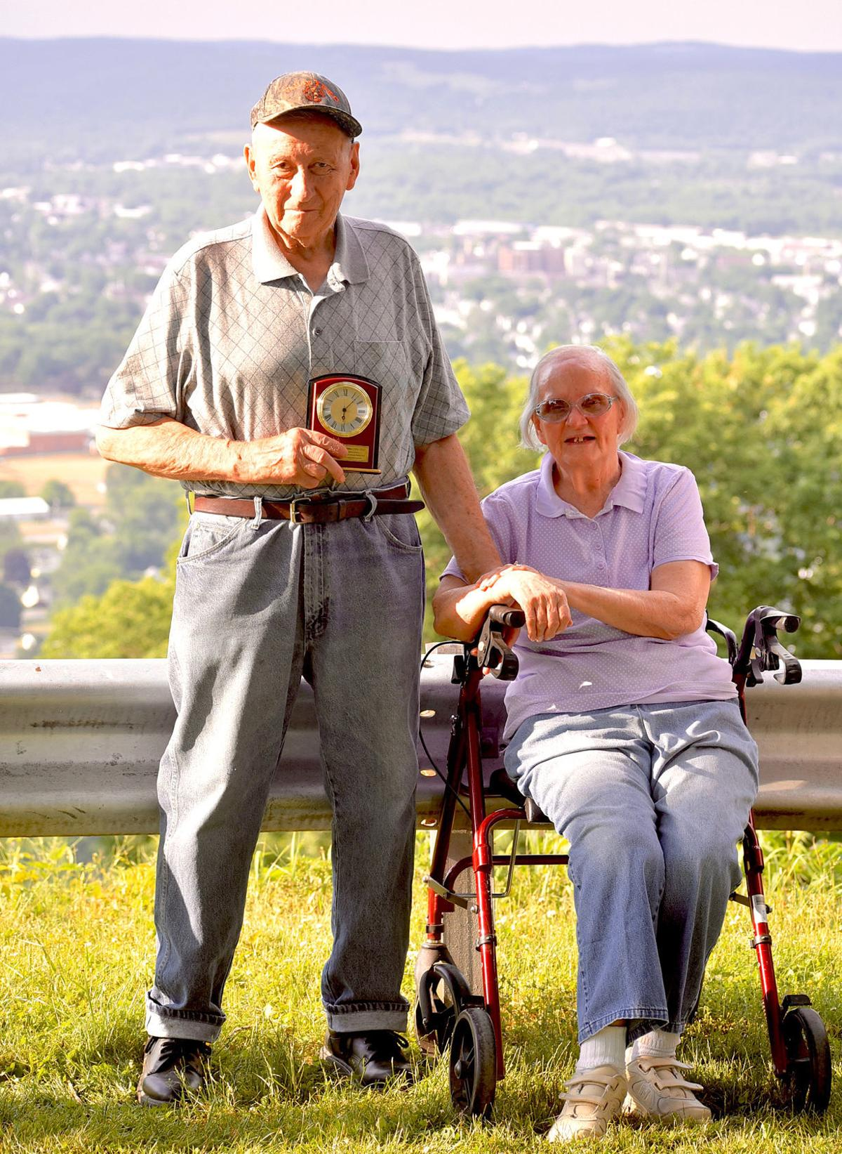 Charter member of Athens Township Parks Commission honored2