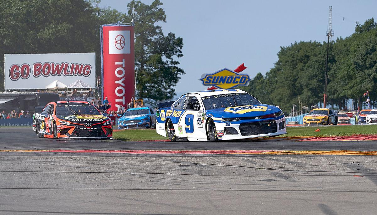 Home away from home: Chase Elliott wins second straight Go Bowling at The Glen