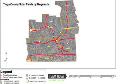 TC solar map