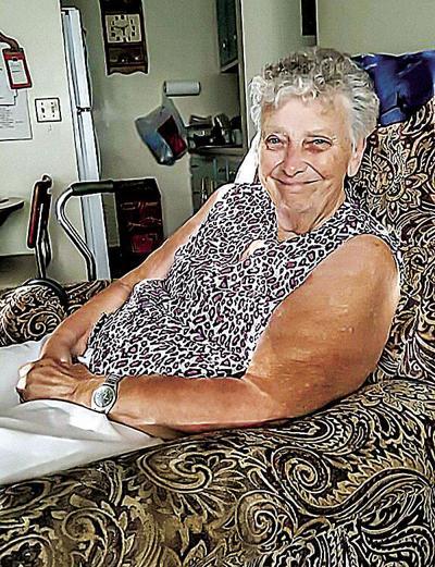Dorothy Rogers Scrivener, 86