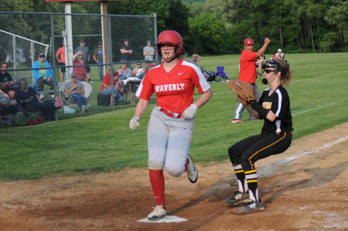 Lady Wolverines advance to final