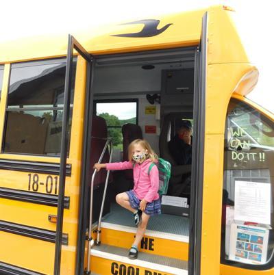 Bus passenger
