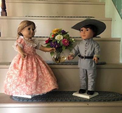Dolls married