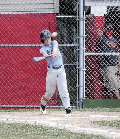 Cubs slip past Indians for first place in Waverly LL standings.