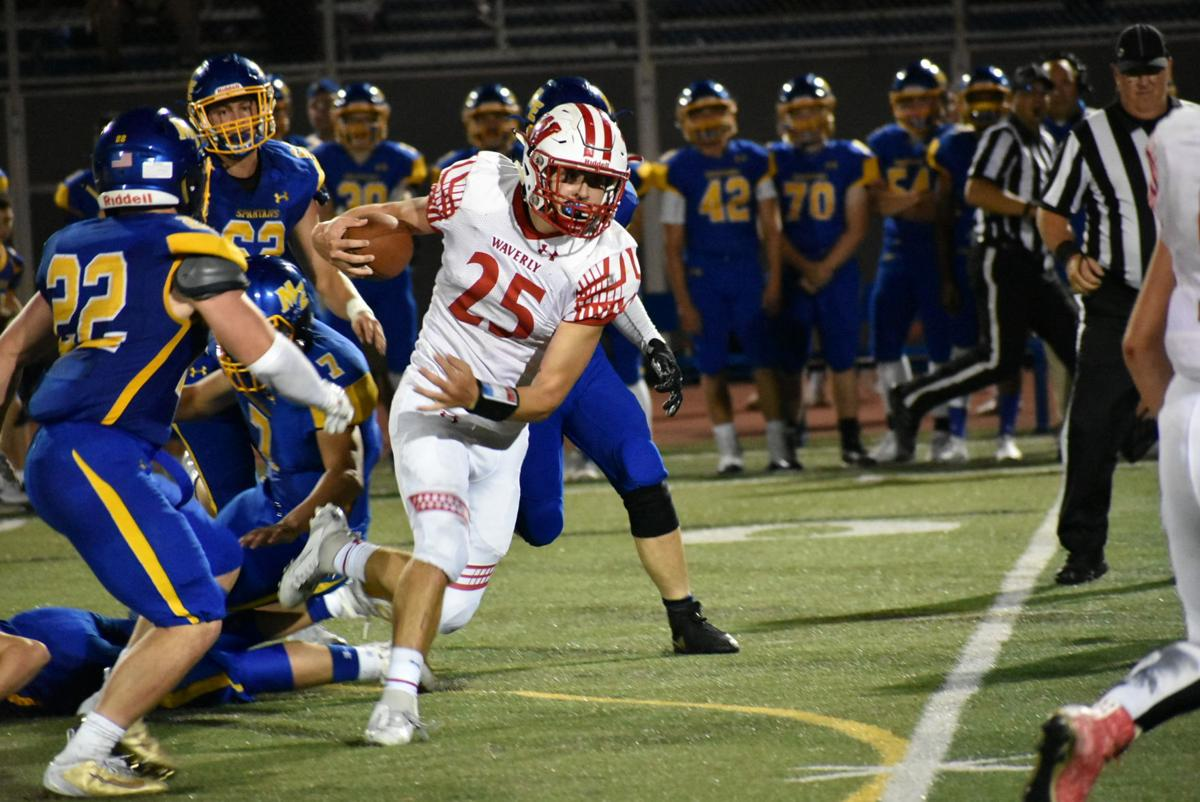Spartans topple Wolverines