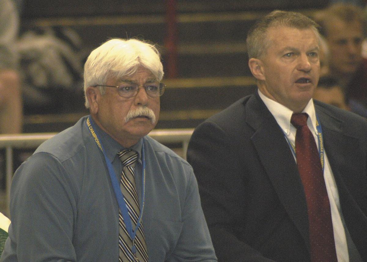 Jim McCloe's impact went well beyond wrestling
