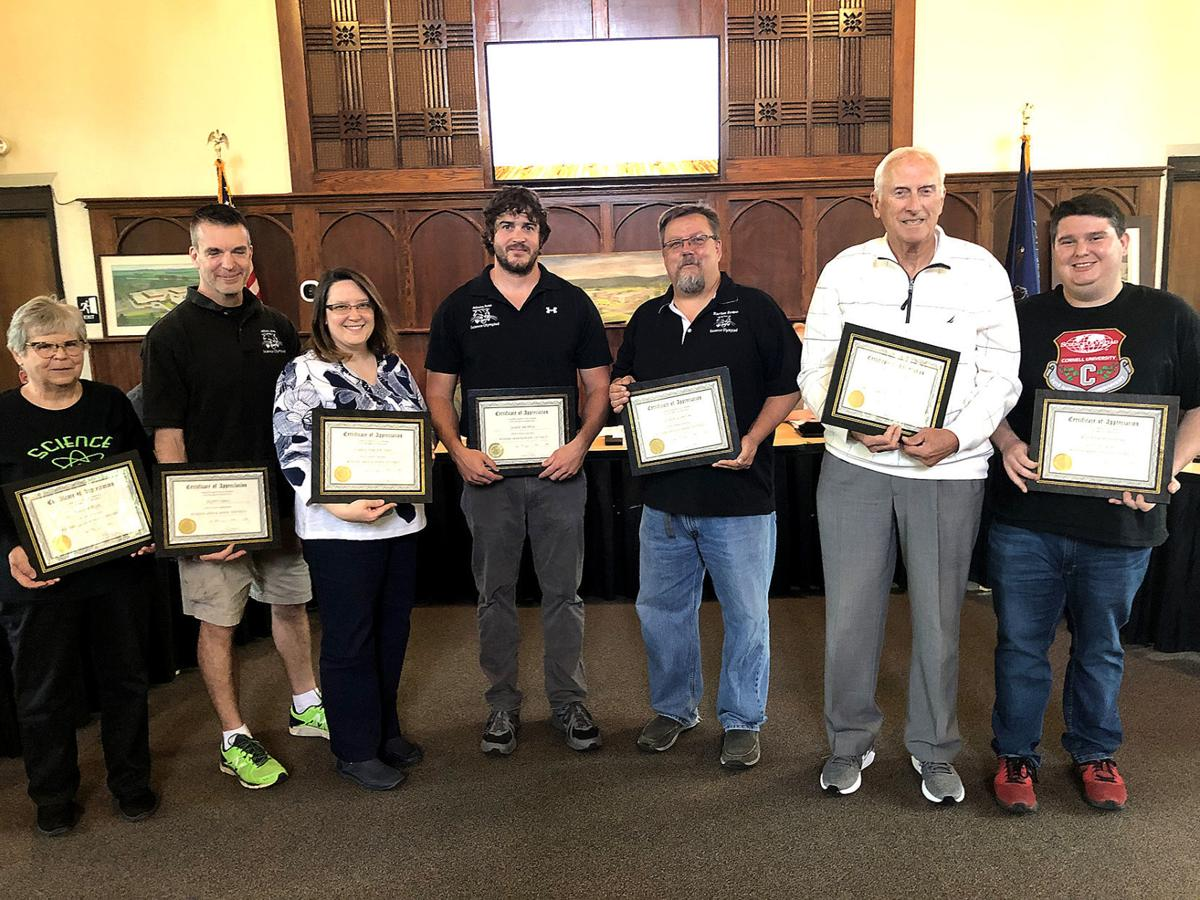 AASD honors Science Olympiad coaches