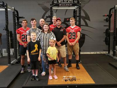Athens, Canton come together for Gold Out Game
