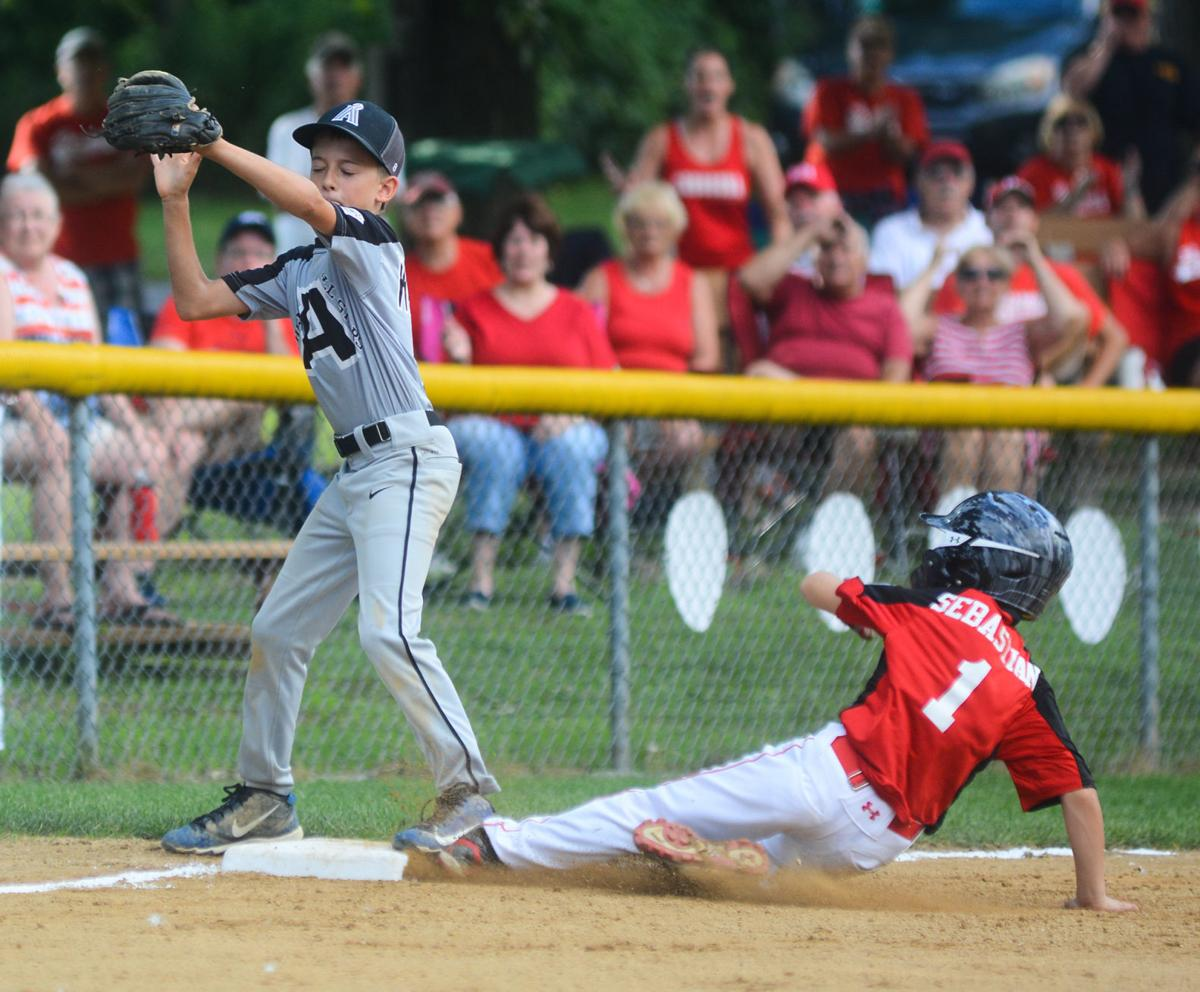 Athens Minors erase 10-1 deficit to reach Section final