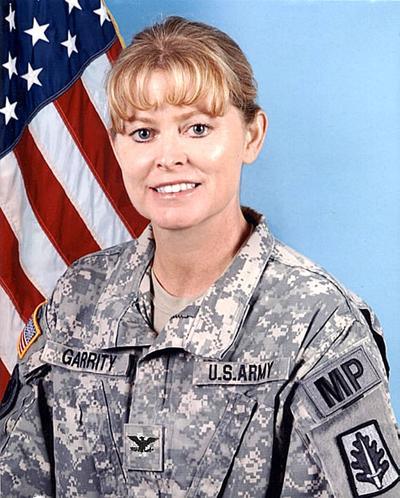 Garrity Army photo
