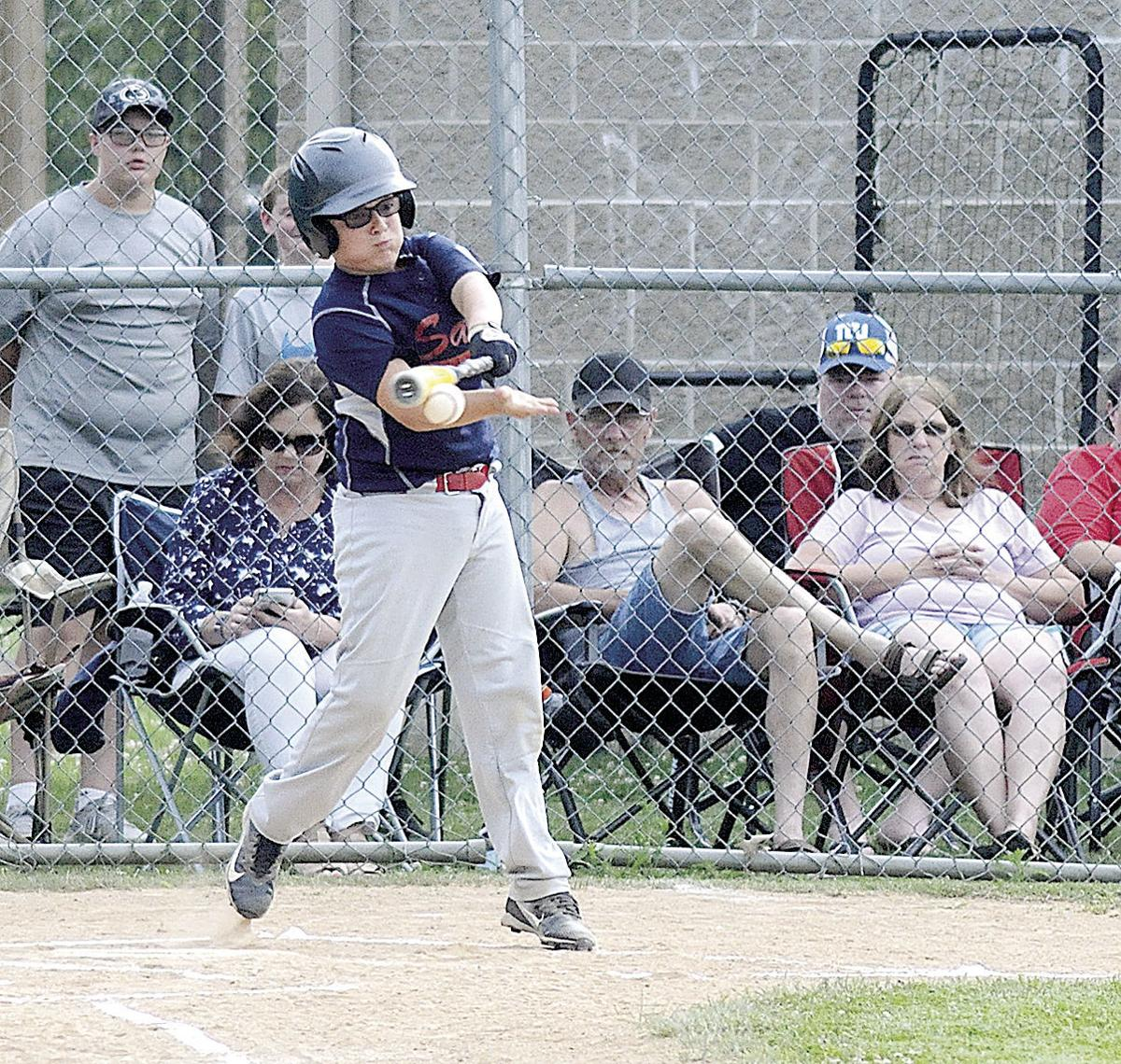 Sayre Minors roll over Susquehanna County