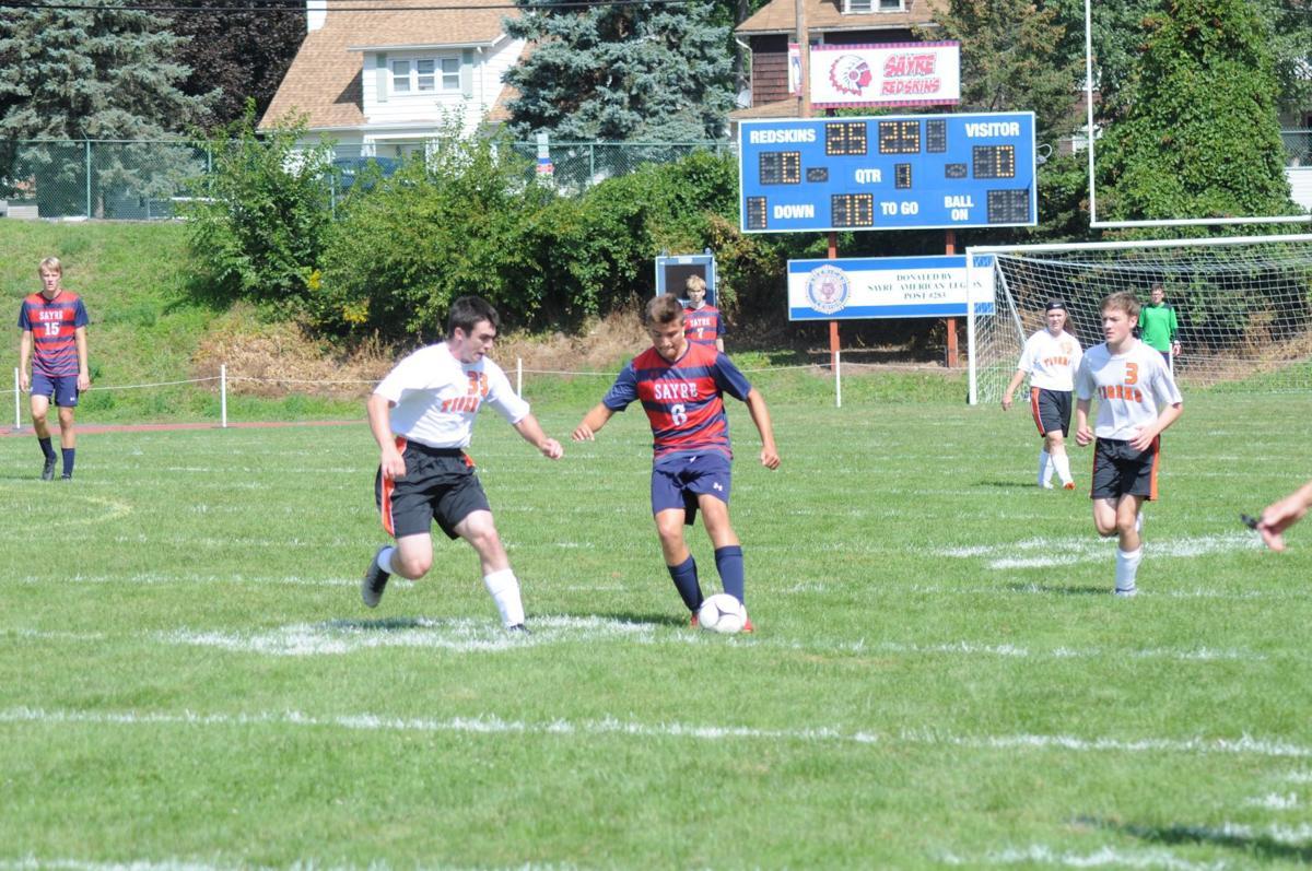 High School soccer Roundup